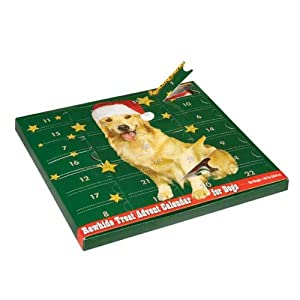 Ranch Rewards RR700 10 Advent Calendar Rawhide Pet Treat