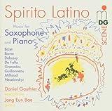 Musica Latino by Daniel Gauthier (2005-09-20)