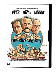 The Sea Wolves (Widescreen/Full Screen)