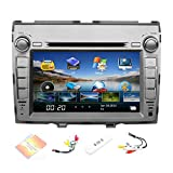 Pupug 3G Internet Car Radio GPS Navigation for Mazda 8 MPV Video DVD Player Stereo