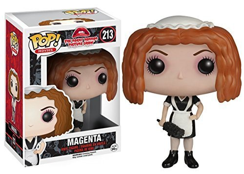 FunKo POP Movies: Rocky Horror Picture Show - Magenta Toy Figure