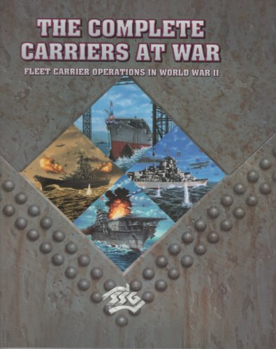 Carriers at War: Fleet Carrier Operations in the Pacific 1941-1945
