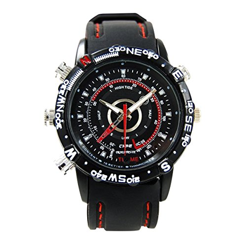 azone(エーゼットワン) 腕時計型ビデオカメラ HD高画質ハイスペックモ...