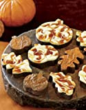 Wilton Leaves and Acorns 9-Piece Aluminum Cookie Cutter Set