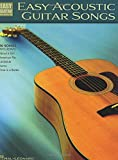 Easy Acoustic Guitar Songs (Easy Guitar with Notes & Tab)