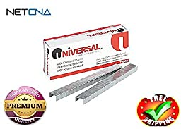 UNIVERSAL Standard - staples- With Free NETCNA Printer Cable - By NETCNA