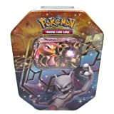 Mewtwo EX Legendary Pokemon Black & White Fall 2013 Trading Card Game Tin