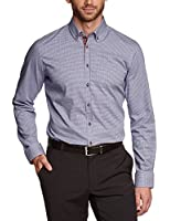 Seidensticker Herren Slim Fit Businesshemd Oktoberfest 571144 UNO SUPER
