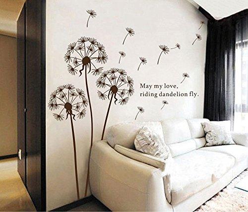 sangu-love-dandelion-fly-rimovibile-parete-adesivi-da-parete-in-vinile-per-decorazione-della-casa