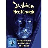 """Dr. Mabuses Meisterwerk - Digipak (Die ber�hmten sechs Dr.-Mabuse-Filme der 60er Jahre) [6 DVDs]von """"Fritz Lang"""""""