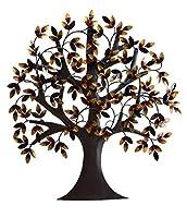 Benzara 13862 Tree Of Life Metal Wall Art Decor Sculpture 31 In.X29 In. by Benzara