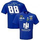 2016 NASCAR Double Sided Team Uniform Adult T-Shirt (Dale Earnhardt Jr., XL)