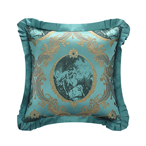 Chic home 9 piece romeo amp juliet decorator upholstery quality jacquard