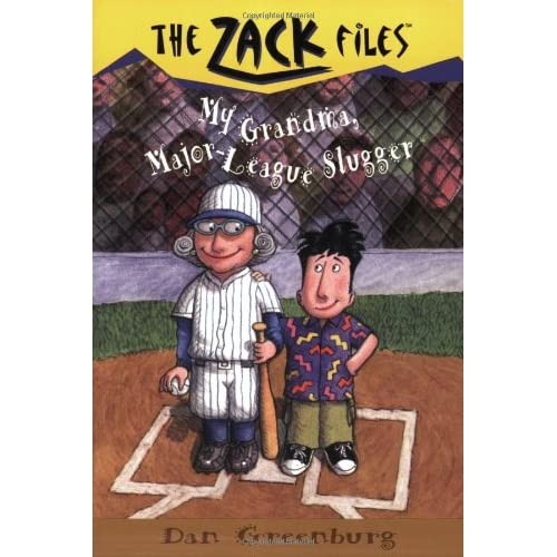 Zack-Files-24-My-Grandma-Major-League-Slugger-Greenburg-Dan-Author-Davis