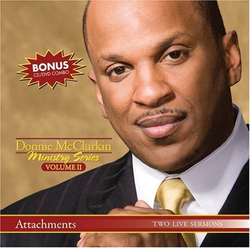 Ministry Series 2: Attachments (Bonus Dvd) by Donnie Mcclurkin (2009-06-30)