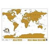 Scratch Map : World Map
