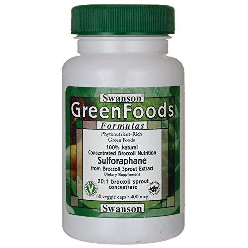 Sulforafano di broccoli - 100% naturale