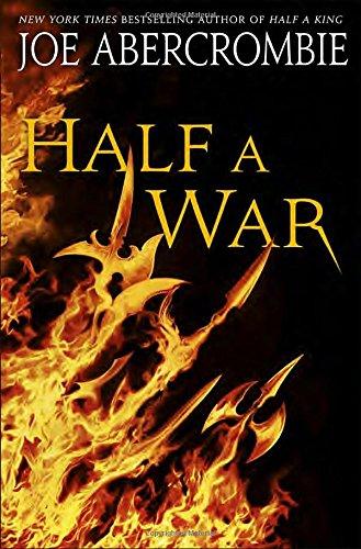 Half a War cover
