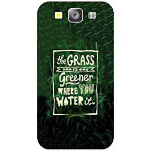 Samsung I9300 Galaxy S3 - Grass Is Green Phone Cover