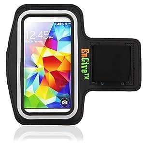 EnGive Samsung Galaxy S5 Sport Armband Fitness Armbinde Armtasche Joggen Sportarmband Schutzhülle