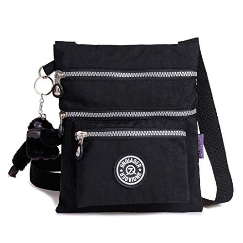 DDLBiz® Waterproof Nylon Shoulder Diagonal Bag