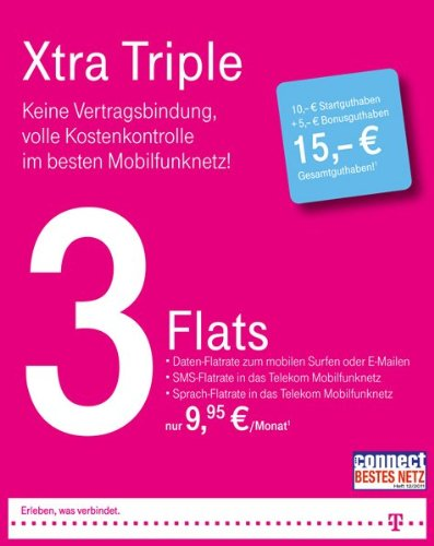 xtra card triple