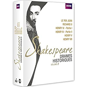 Shakespeare - Drames historiques vol. 2