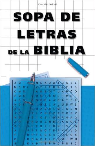 Sopa De Letras De La Biblia (Spanish Edition)
