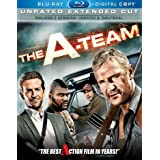 The A-Team (+ Digital Copy)-DVD- [Blu-ray]