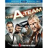 The A-Team (+ Digital Copy)-DVD- [Blu-ray]
