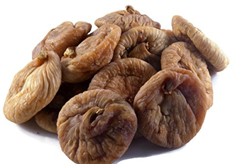 Dried Turkish FIGS, Sun Dried, No sugar added, No Sulfur - NUTS U.S. (5 pounds) (Turkish Bread compare prices)