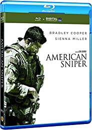 American Sniper - Blu-Ray+ Copie Digitale