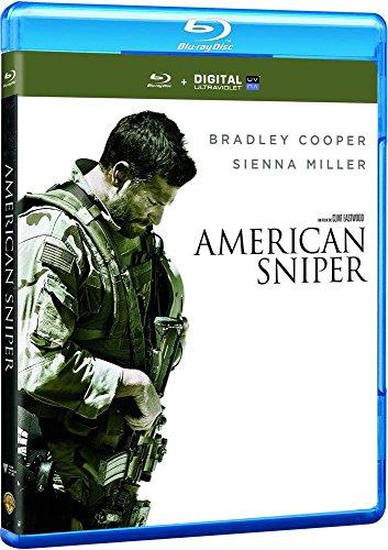 American Sniper - Blu-Ray+ Copie Digitale