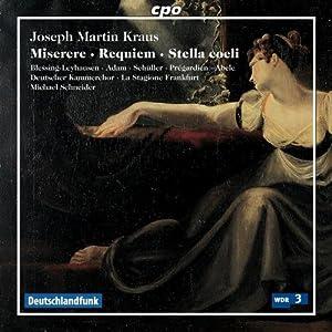 Miserere / Requiem / Stella Coeli