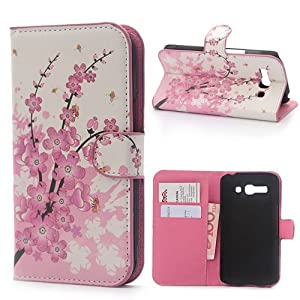 Funda Flip Case Cover Premium Standing Leather Funda Para Alcatel One Touch Pop C9 A02