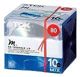 TDK Blank MD 80min 10packs from JAPAN (japan import)