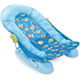 Summer Infant Mother's Touch Large Comfort Bather, Bubble Fish