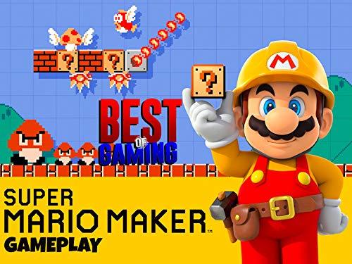 Clip: Super Mario Maker Gameplay - Best of Gaming! - Season 1