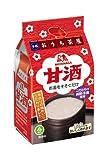 森永製菓 甘酒 4袋入り (14g×4P)×5個