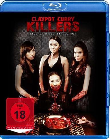 Claypot Curry Killers, Blu-ray