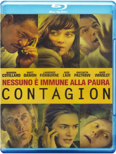 Contagion [Blu-ray] [IT Import]