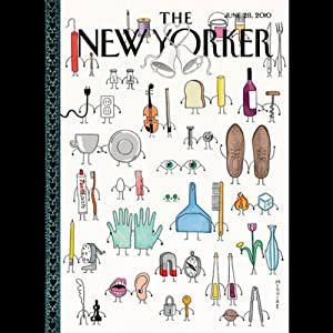 The New Yorker, June 28th, 2010 (Calvin Tomkins, Anthony Lane, Nancy Franklin) Periodical