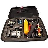 Shockproof Waterproof Hard Case Box Bag For GoPro HD Hero4/3+/3/2 Portable Big