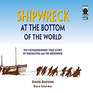 Shipwreck at the Bottom of the World Audiobook