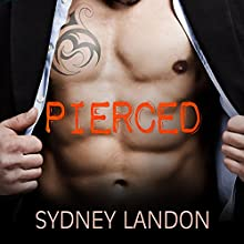 Pierced: Lucian & Lia, Book 1 Audiobook by Sydney Landon Narrated by Lucy Malone, Sean Crisden