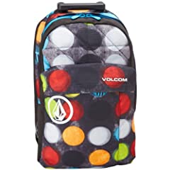 Volcom Big Boys Prohibit Roller Dot Mess One Size