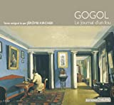 echange, troc Gogol/Nicolas - Journal d'un Fou (le)/1cd/P.Cons.17,00e