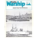 Warship Profile 38. Abdiel-Class Fast Minelayers
