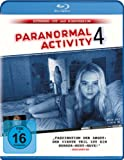 Paranormal Activity 4 (Extended Cut) [Blu-ray]
