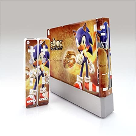 Wii Dual Colored Skin Sticker,Wii0620-03